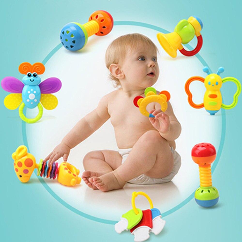 Հարթեցման ճարմանդ Երեխայի - Խաղալիքներ նորածինների համար - Լուսանկար 4