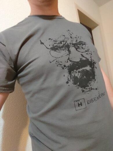 Eisenberg T-shirt photo review