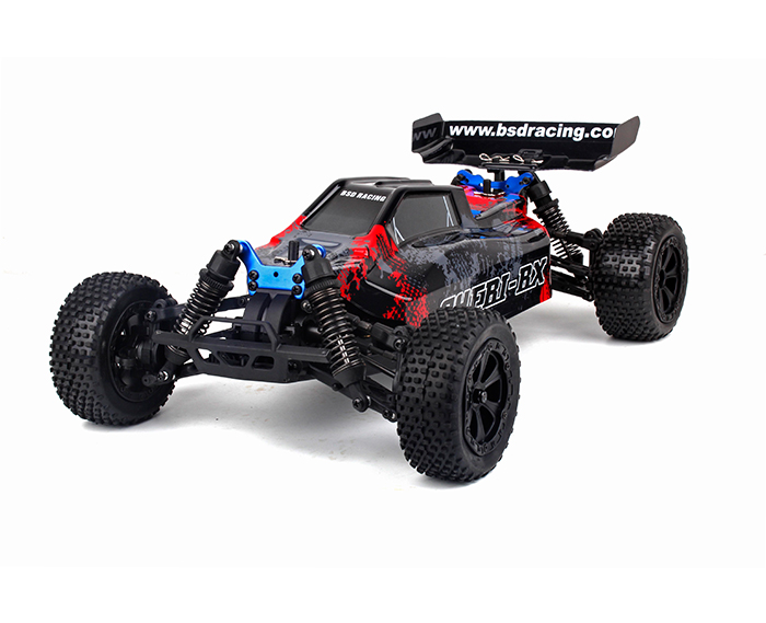 FREE SHIPPING BSD 1 10 CHERI RX Waterproof Brushed RC Buggy BS213T