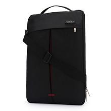 POSEIT marca Convertible Tablet Laptop Sleeve Caso de la Bolsa de Hombro para ThinkPad HP Dell Acer Apple Sony LG 11 12 13.3 14 15.6 pulgadas