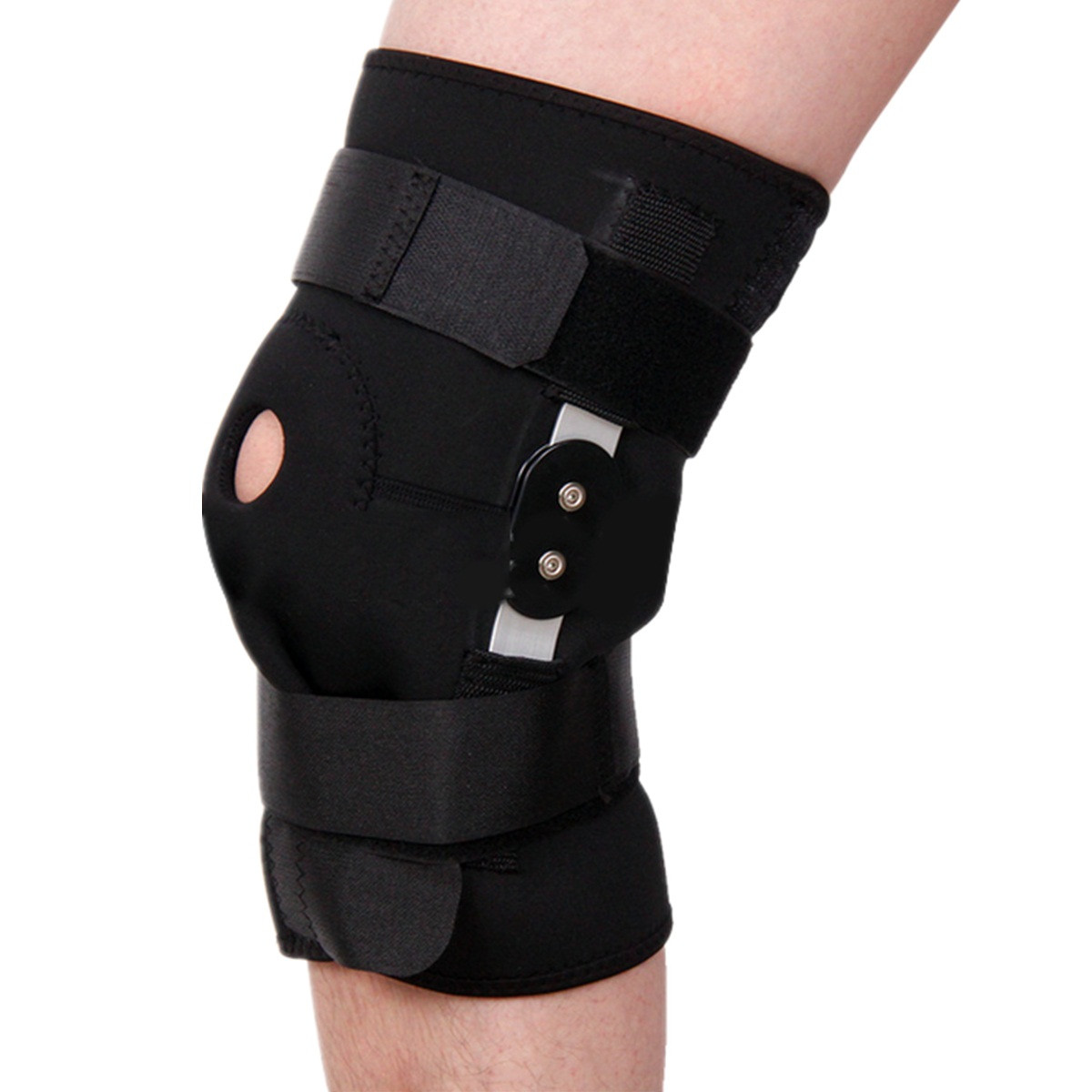 Sports Adjustable Kneepad Knee Support Brace Strap Wrap Bandage Pain Injury Relief <font><b>Pad</b></font> Sleeve <font><b>for</b></font> Basketball Volleyball Running