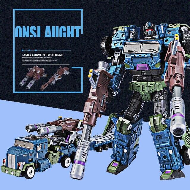 transformação robot action figure brinquedos clássicos anime figuras