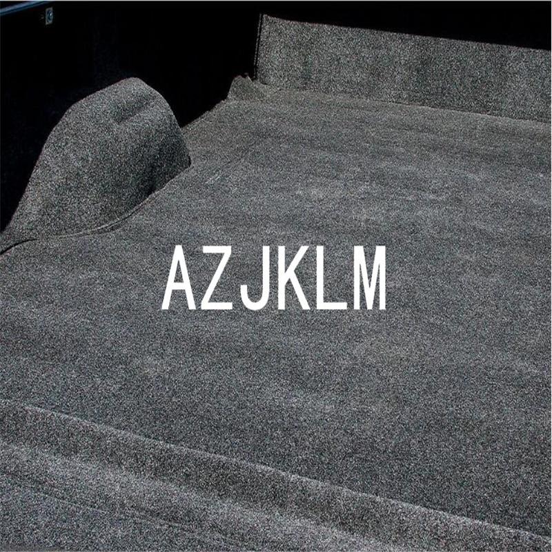 2M Width x 2M Roll Car Automotive Underfelt To Suit Moulded GREY Felt Carpet Floor Underlay