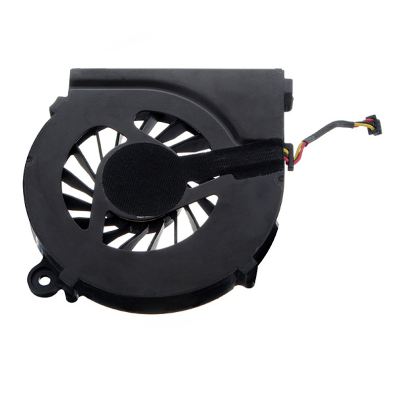 Laptop New CPU Cooling Fan Heatsink For HP COMPAQ/ CQ42 CQ56 G56 CQ56-112 CQ56-115 CQ62 G62 606609-001 H P Notebook Component new forcecon dfs551005m30t fadl cooling fan for hp cq43 cq57 647316 001 cpu cooling fan with heatsink