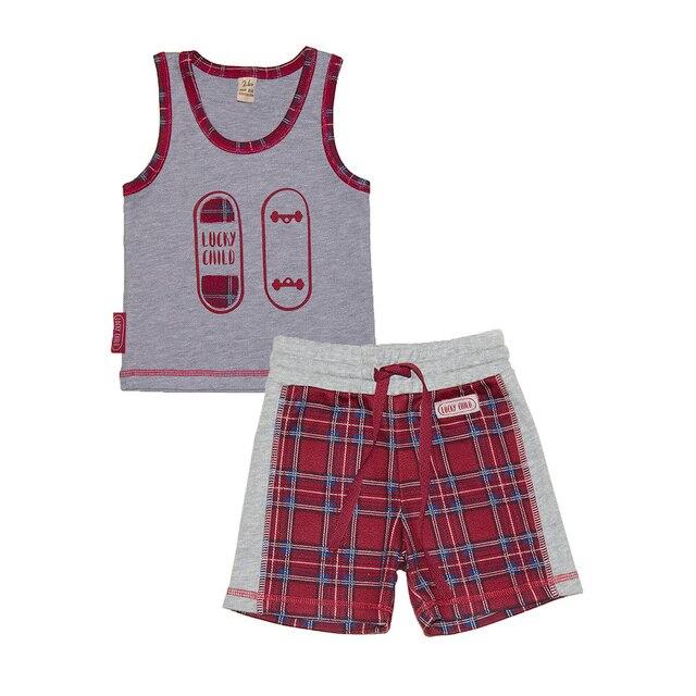 Пижама Lucky Child для мальчиков