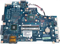 For DELL 3521 5521 Laptop Motherboard 0HDY2Y HDY2Y HM76 With i3 CPU FAN VAW01 LA 9101P MainBoard