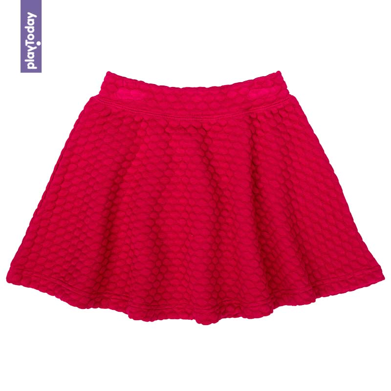Skirts PLAYTODAY for girls 372067 Children clothes kids clothes girls dress petals princess flower wedding gauze children skirts