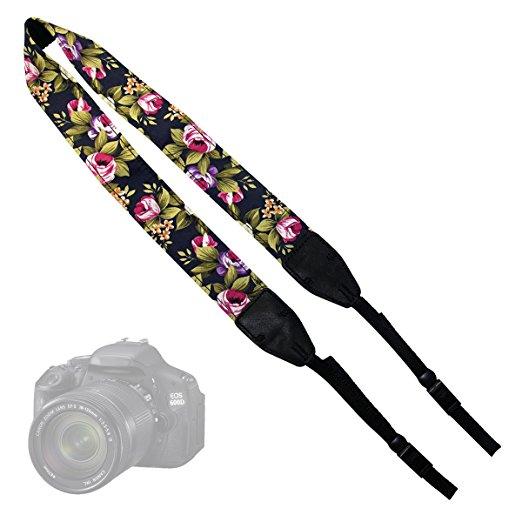 1pcs LF-03 DSLR Camera Digital Fashion Shoulder Neck Strap Belt Belt Strap Accessories Camcorder Straps for canon nikon sony SLR