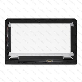 "11.6"" LED LCD Display Touch Screen Digitizer Assembly+Frame For HP Pavilion X360 11-u000 11-u100 11-u200 11t-u000 11t-u100"