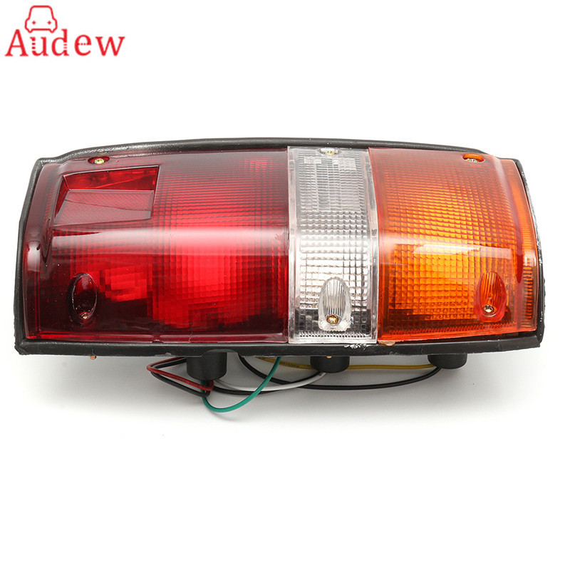 1Pcs Right Car Rear Tail Light Lens Rear Lamps Tailights Rear Parts For 89-94 Toyoto Hilux Pickup MK3 LN RN YN belcat bass pickup 5 string humbucker double coil pickup guitar parts accessories black