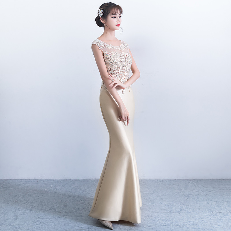 Women Hollow Out Floor Length Embroidery Patch Work Party font b Dress b font Casual Vestidos