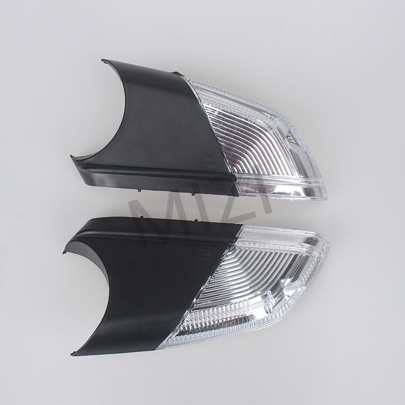 MZORANGE Car Wing Mirror Corner Lights Turn Signal Lamp For VW Polo Skoda Vento Octavia 2004-2010 1Z0949101C 1Z0949102C CAR-P377 turn signal light right car led mirror indicator 3000k for polo skoda octavia