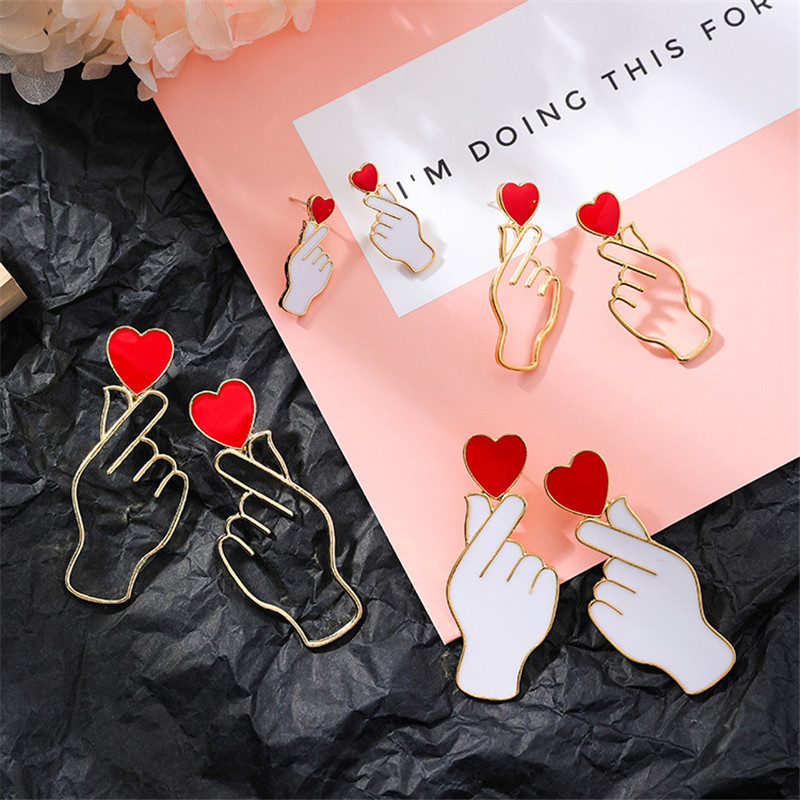 hand hearts korean - 750×750