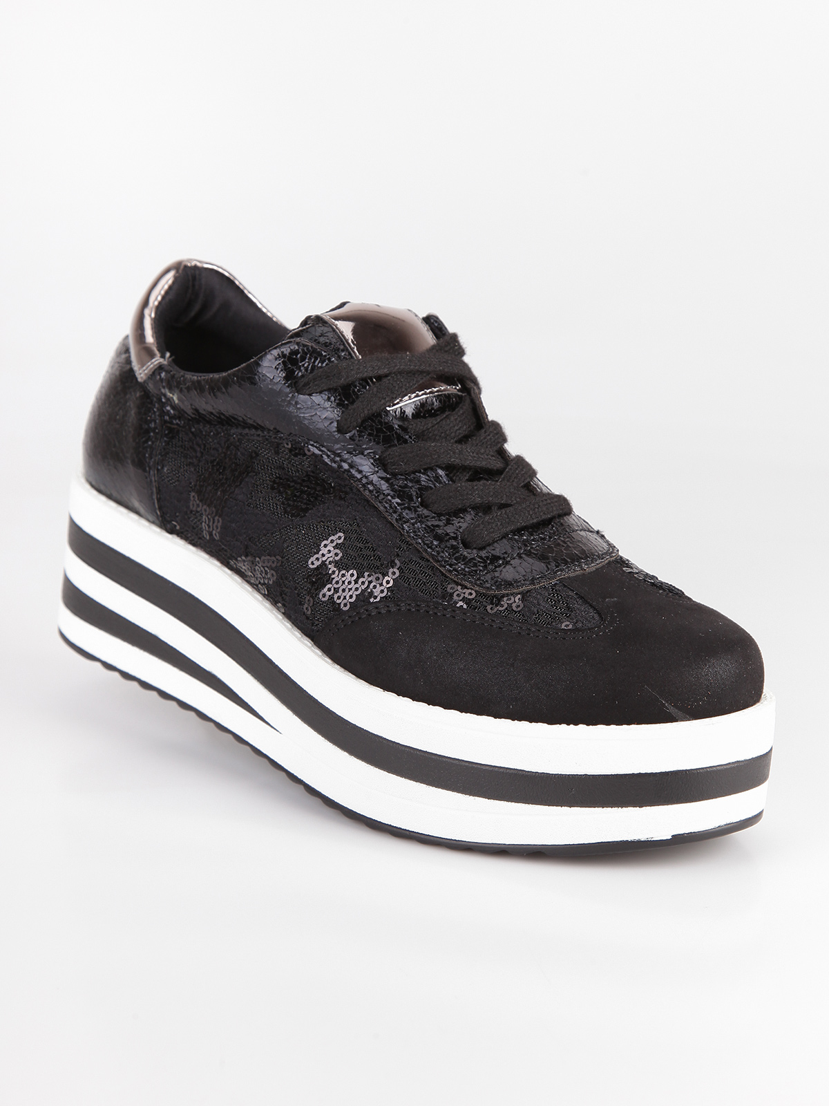 Sneakers With Platform High