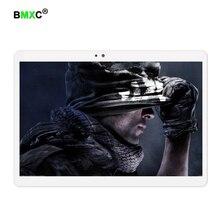 """BMXC S107 10.1 """"Android 5.1 de la Tableta de 10.1 pulgadas 1280×800 IPS Tableta 4 GB RAM 64 GB ROM 8 core Phablet Rosa Tablet pc de la Tableta de la cámara"""