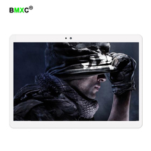 BMXC S107 10.1″ Android 7.0 Tablet 10.1 inch 1280×800 Tablet IPS  4GB RAM 64GB ROM 8 core Phablet Pink Tablet pc Tablet camera