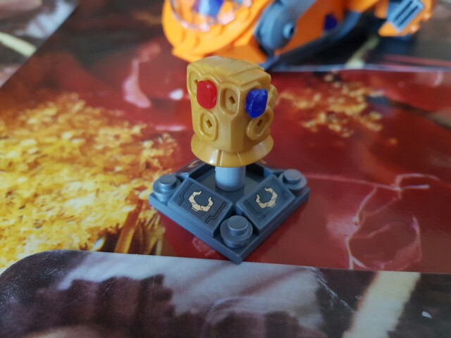 LEPIN 07103 Infinity War Thanos: Ultimate Battle Block Set (755Pcs) photo review