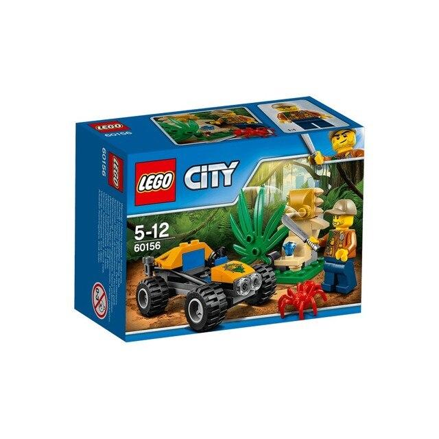 Конструктор LEGO CITY Багги для поездок по джунглям 60156-L