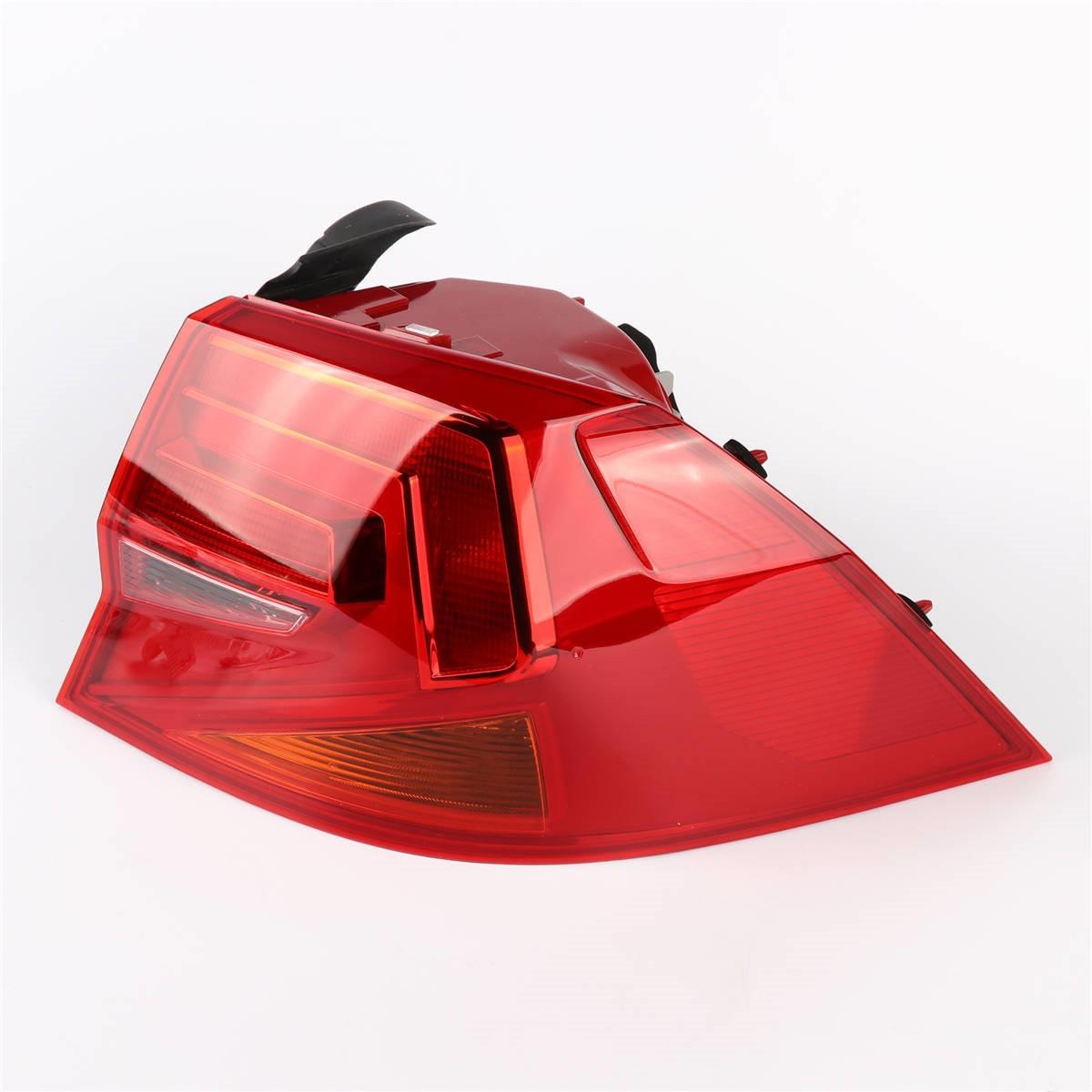 Красный цвет оригинал 1шт правая сторона светодиодные задние фонари задний фонарь для Фольксваген L18G 945 096 с