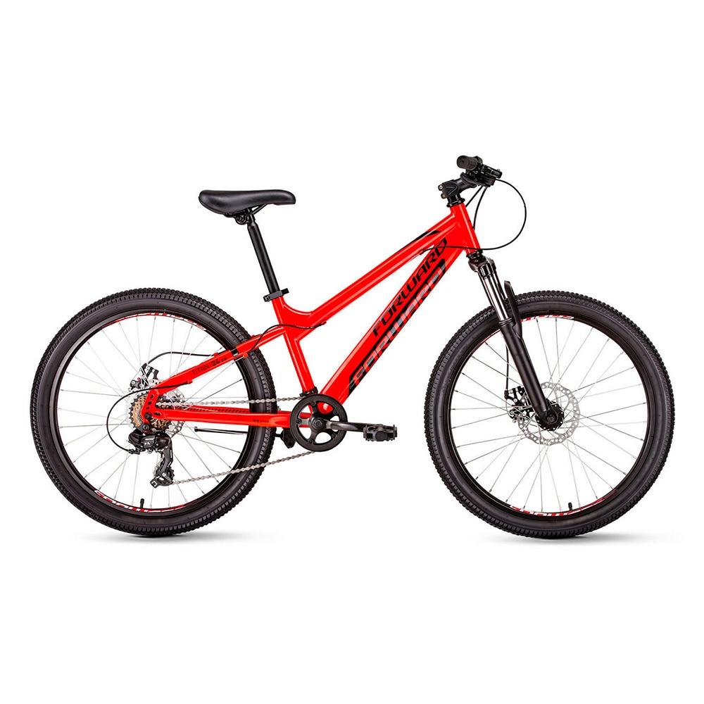 купить Bicycle FORWARD TITAN 24 2.0 disc (24 6 CK. Height 13 ) 2018-2019 недорого