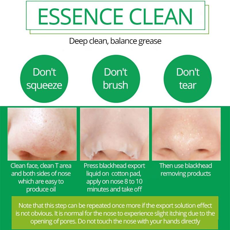 US $3 27 59% OFF|BEACUIR Hyaluronic Acid Deep Blackhead Softener Blackhead  Liquid Nose Black Head Remover Acne Treatment Deep Cleansing Skin Care-in
