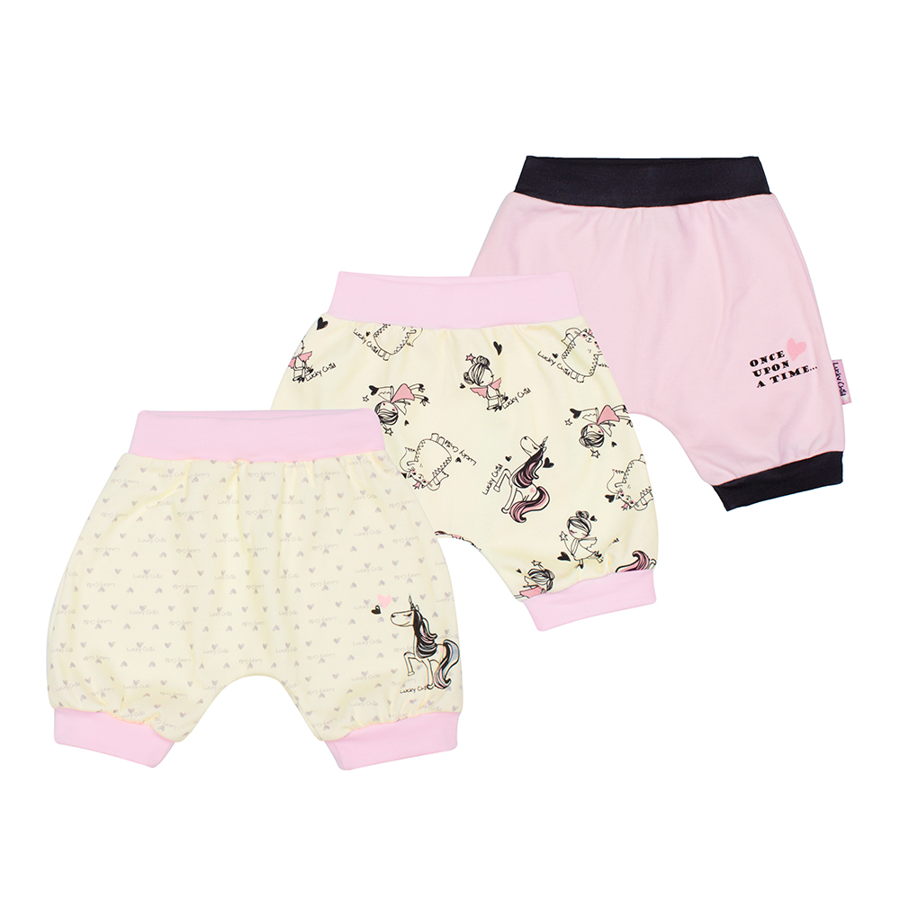 Shorts Lucky Child for girls 30-190 Kids Swimwear Baby clothing Pants Children clothes 2017 summer baby boy clothes sleeveless grid t shirt pants 2pcs sport suit baby clothing set newborn infant shorts st17