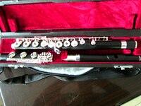 Отлично негр флейта клавишу C 17 открытое отверстие низкая B