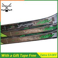 100% Carbon Fiber Ice Hockey Stick ADVanced Model with a Free Tape with Grip SR/INT 100% P92/P88/P28 FREE SHIPPING
