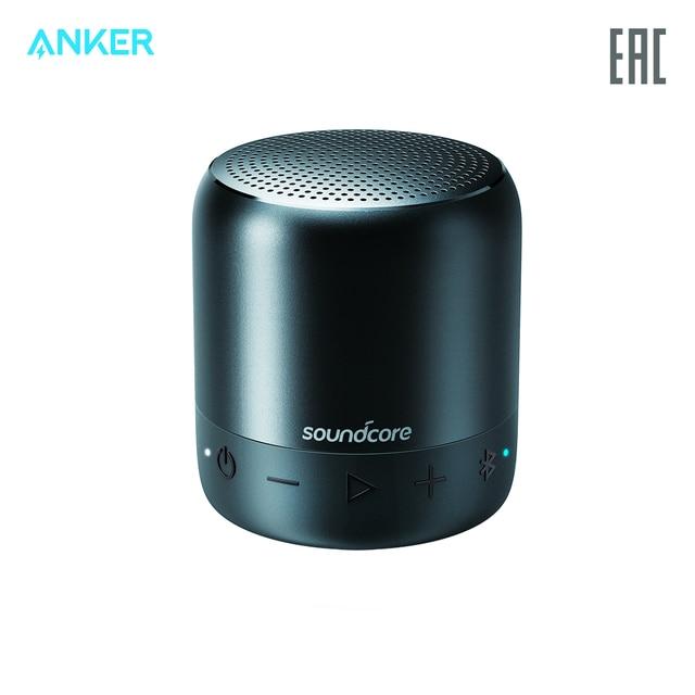 Акустика Anker SoundCore mini 2 Bluetooth динамик, портативная колонка, водонепроницаемая, официальная гарантия, быстрая доставка