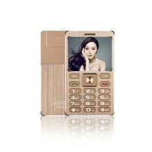 Mini Telefon Satrend A10 Metall Shell Kleine Größe 1.77