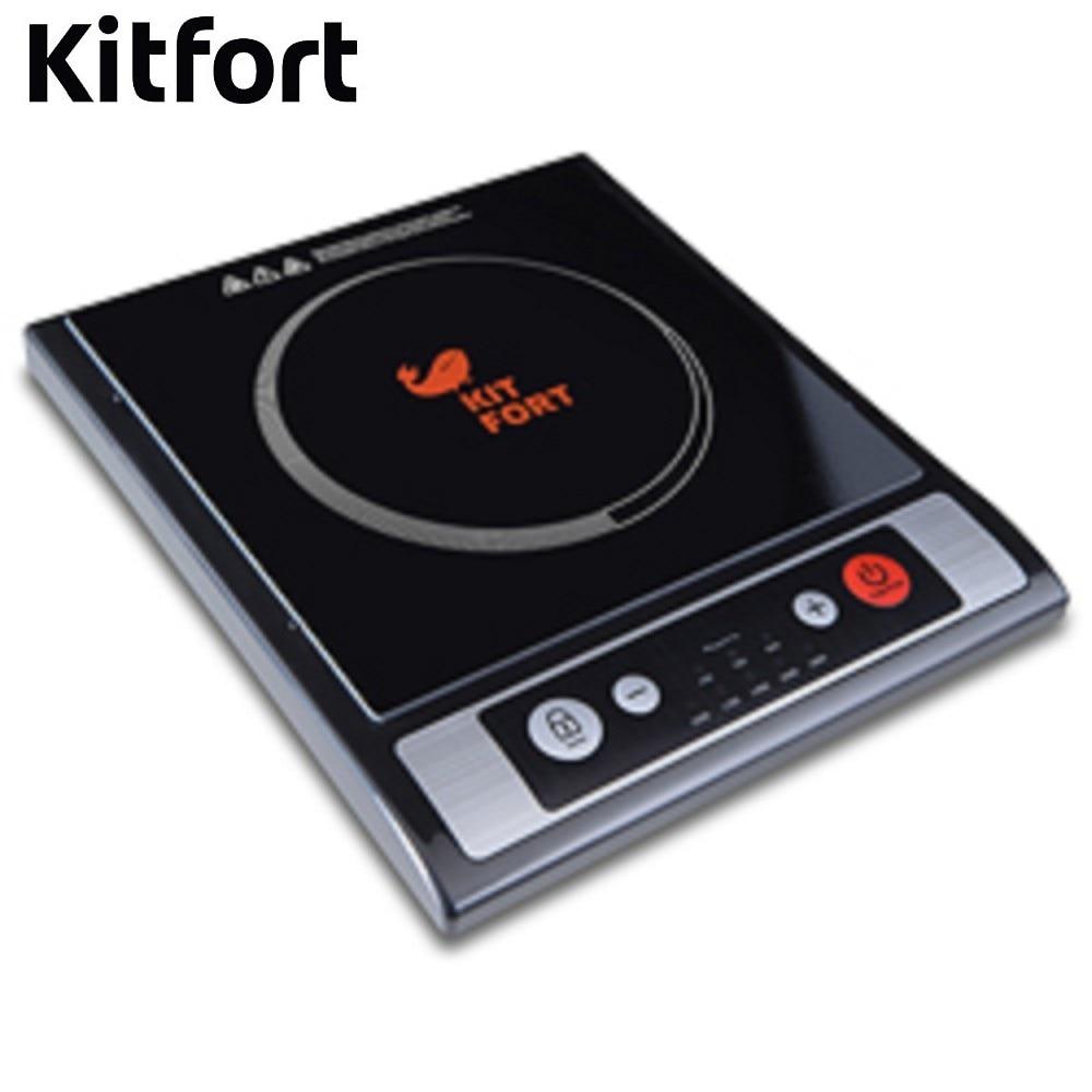 Induction tile Kitfort KT-107 Induction cooker Kitfort Cooking panel Electric Plate Tile electric range Induction tile furnace декор ceramica classic tile water dec 3 40x20