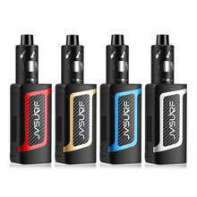 80W 2000mAh 3ml Tank Large Smoke 510 Thread Resin Drip Tip Atomizer USB Charging Atomized Cigarette Electronique Vape Kit