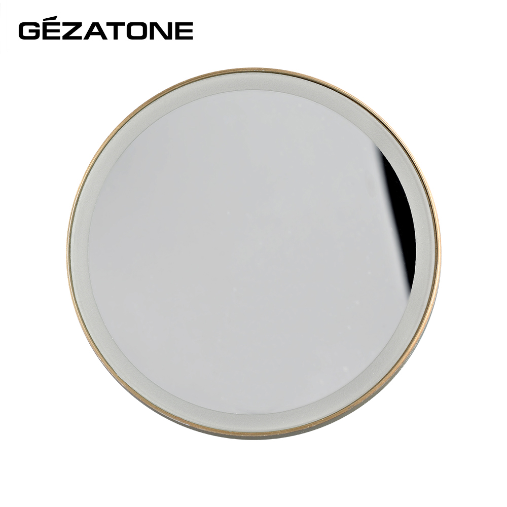Makeup Mirrors Gezatone 1301216 lighted mirror accessories acrylic frame led makeup mirror