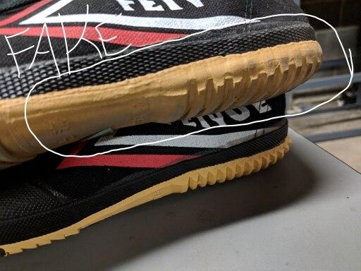 Buty feiyue Kung Fu czarne buty, retro sztuk walki buty damskie Mężczyźni Trampki