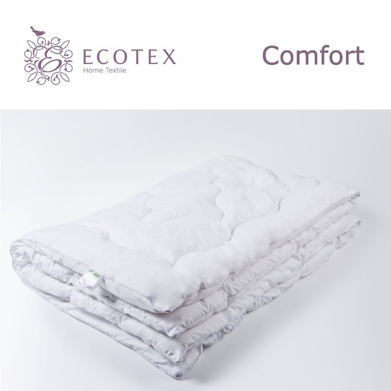 Blanket Swan's down collection Comfort. Production company Ecotex(Russia). blanket classic sheep production company ecotex russia