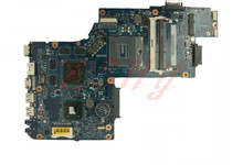 for toshiba satellite C850 L850 laptop motherboard H000052630 HM76 AMD HD7610M DDR3 for toshiba satellite 17 3 c870d l870d amd system motherboard h000042820 em1800 ddr3 tested