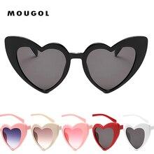 Heart Sunglasses Women brand designer Cat Eye Sun Glasses Retro Love Heart Shaped Glasses Ladies Shopping Sunglass UV400 heart print glasses bag