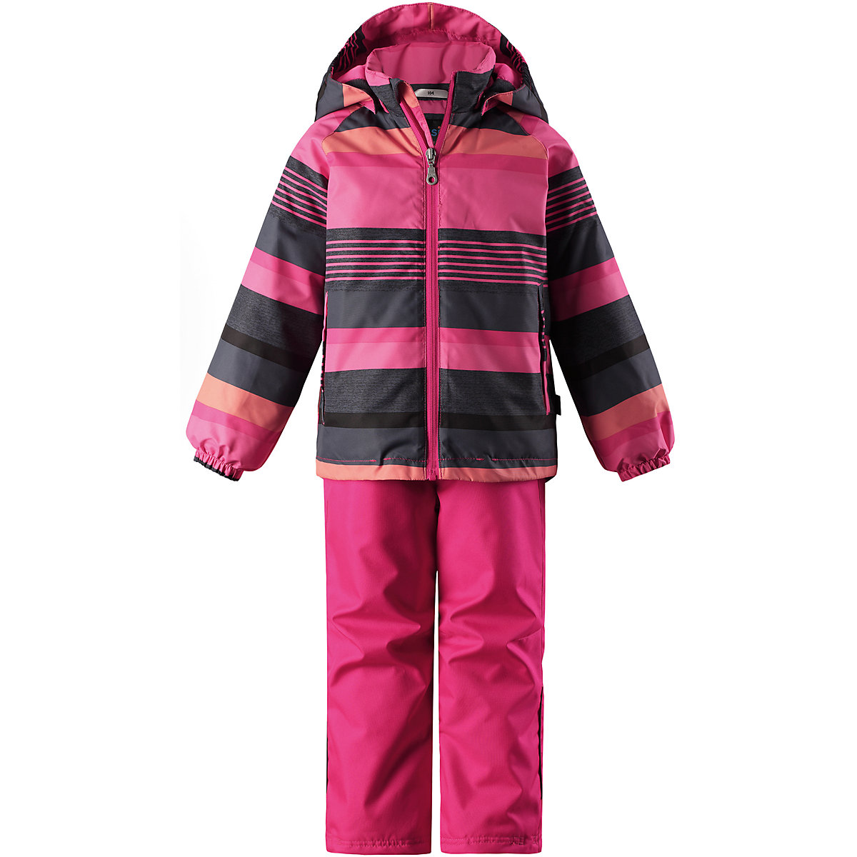 Children's Sets LASSIE for boys and girls 7797189 Winter Track Suit Kids Children clothes Warm 2017 gsou snow women ski jacket pant outdoor sport wear skiing snowboard super warm suit cycling windproof waterproof suit set
