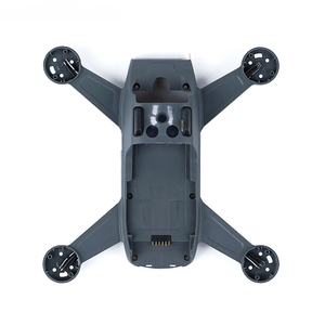 Image 2 - 100% оригинал, корпус средней рамы Spark для DJI Spark, аксессуары, ремонтные детали