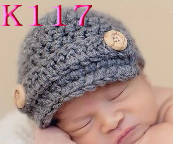 Baby Hut Newsboy, häkeln Neugeborenen Hut, Baby Boy Beanie, Baby Dusche Geschenk