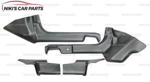 Image 3 - מגן מכסה עבור רנו/Dacia הדאסטר 2010 2017 של ציפוי פנימי ABS פלסטיק לקצץ אביזרי הגנה של שטיח סטיילינג