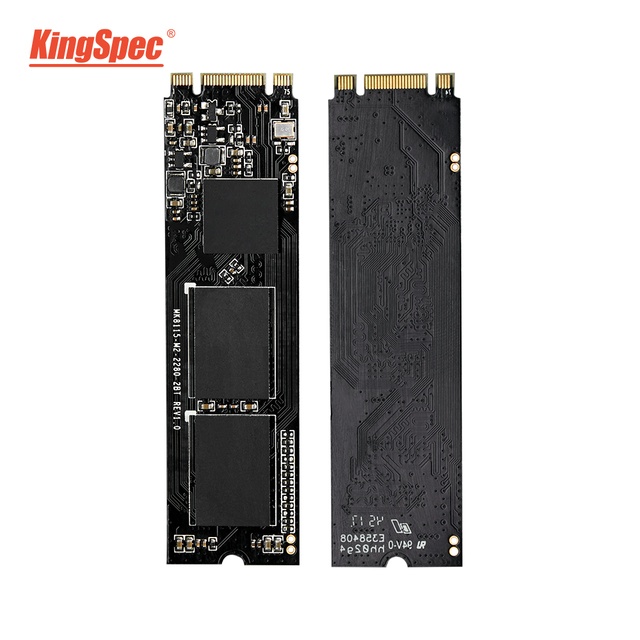 KingSpec M.2 SATA SSD 60GB 120GB 240 GB 500GB 1TB HDD M2 NGFF SSD M.2 2280 mm 2TB HDD disco duro For computer Laptop Xiaomi