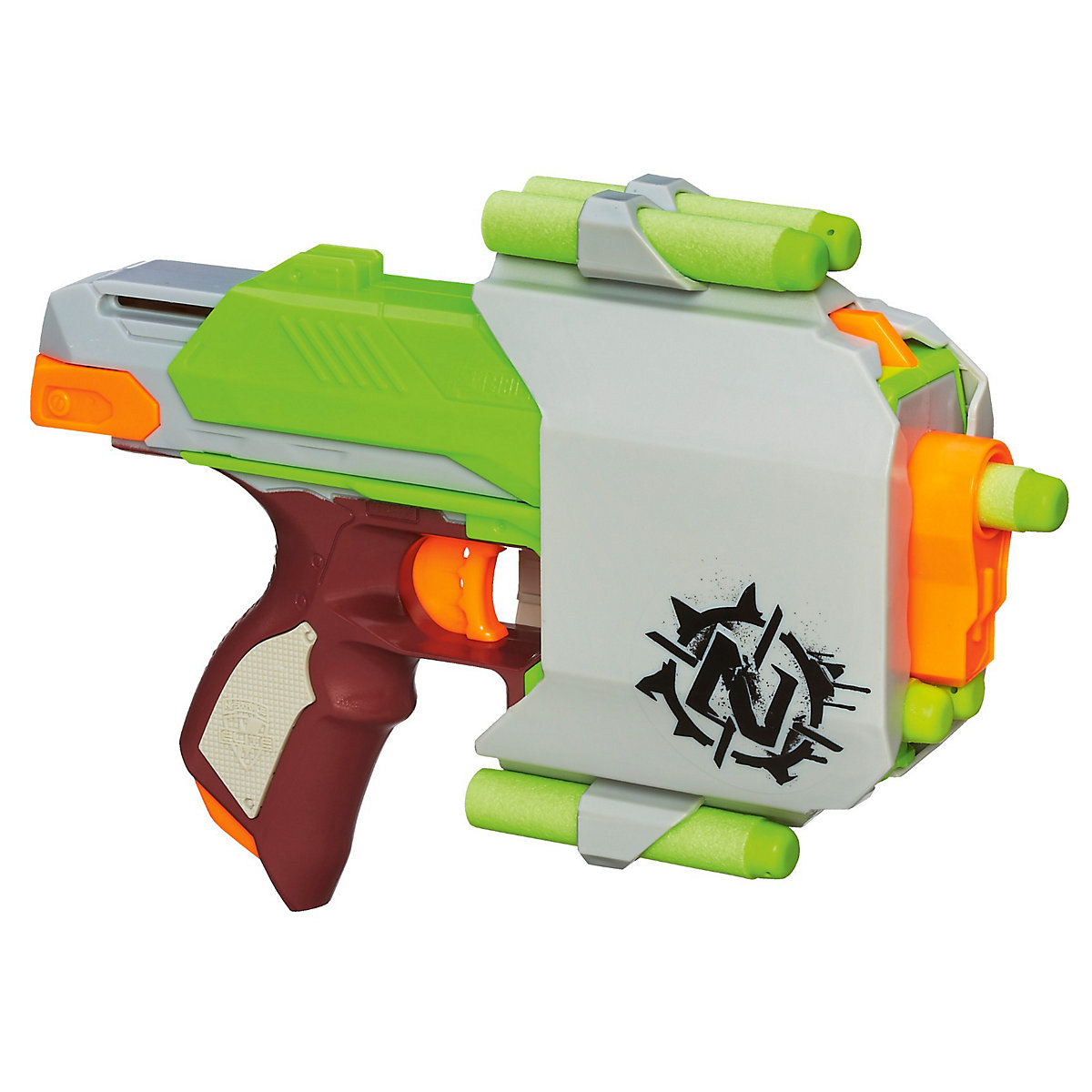 Toy Guns NERF 3405527 Children Kids Toy Gun Weapon Blasters Boys Shooting games Outdoor play children play house toy