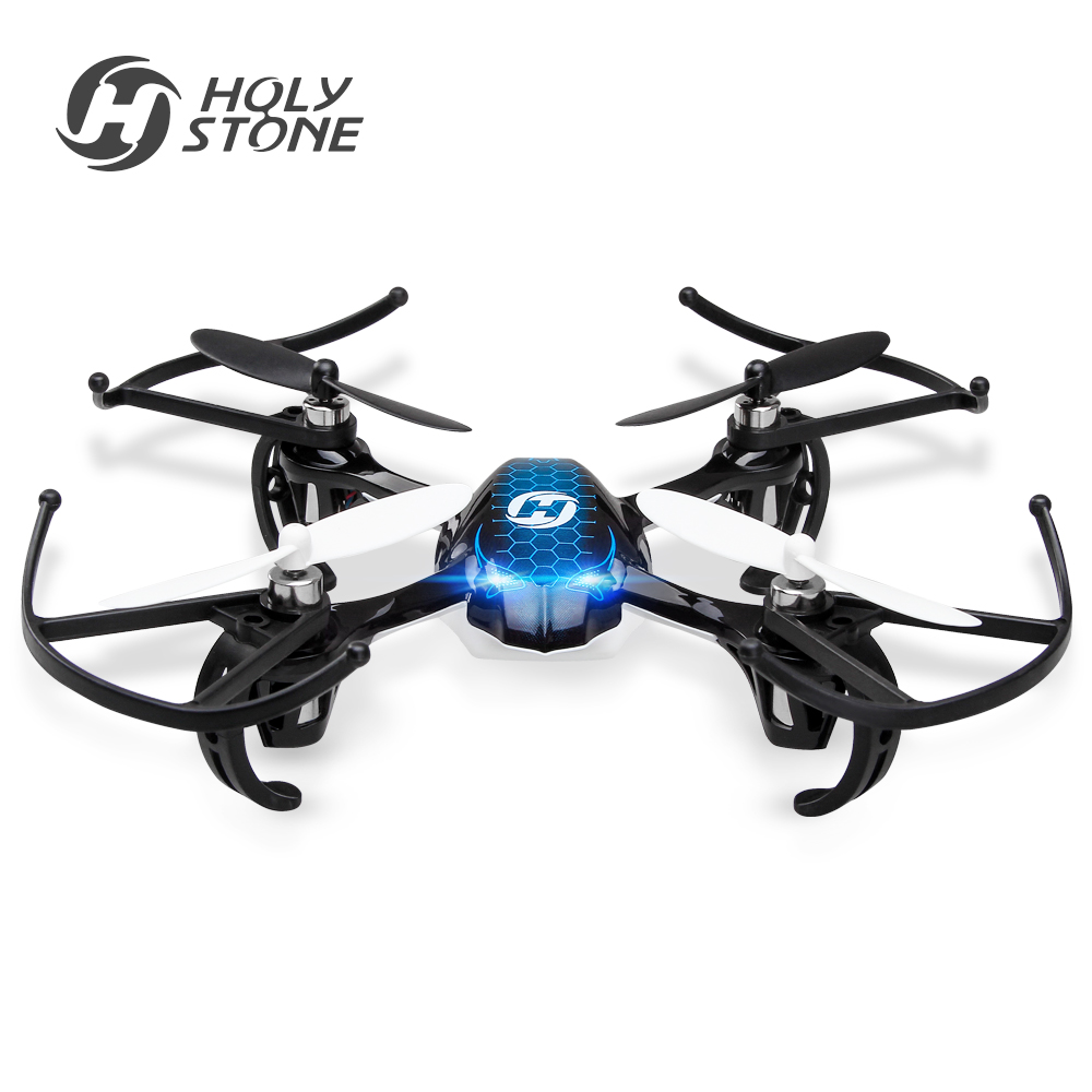 [EU USA Stock] Holy Stone HS170 Mini RC Helicopter Headless Mode 2.4Ghz 6Axis Gyro 4Ch Quadcopter Choice for Training EU No Tax