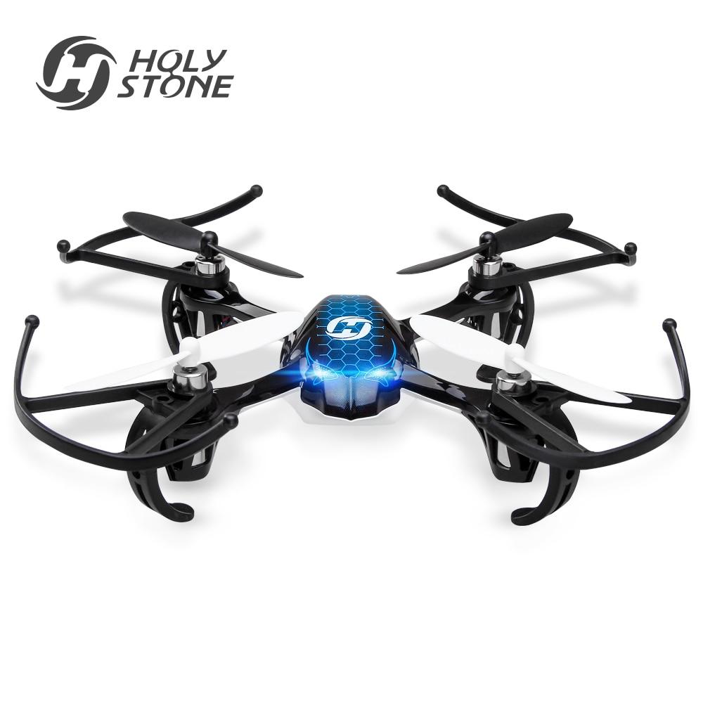 [EU USA Stock] Holy Stone HS170 Mini Drone Toy RC Helicopter Headless Mode 2.4Ghz 6 Axis Gyro 4Ch Mini Quadcopter EU USA No Tax