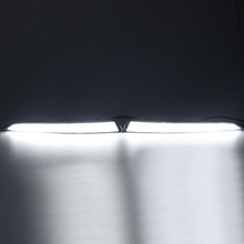 Três cores! transformar a Luz do Sinal e desligue o Relé 12 V LEVOU acessórios do CARRO DRL Daytime Running luz para Ford Kuga 2013 2014