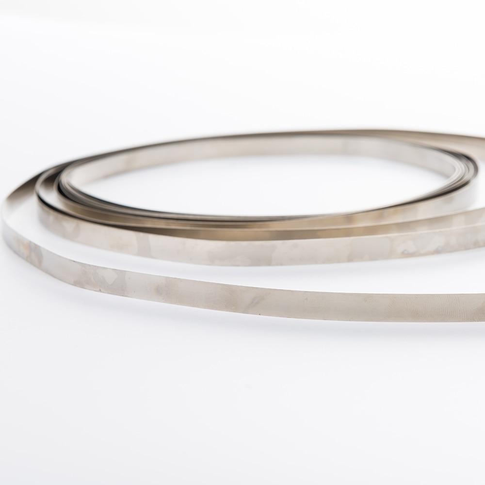 1 kg/lot 0.15mm x 6mm rouleau de bande de nickel pur pour 18650 26650 de soudage de cellules de batterie1 kg/lot 0.15mm x 6mm rouleau de bande de nickel pur pour 18650 26650 de soudage de cellules de batterie