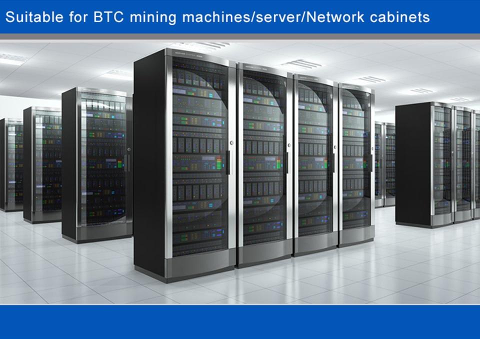bitcoin server di hosting mineraria