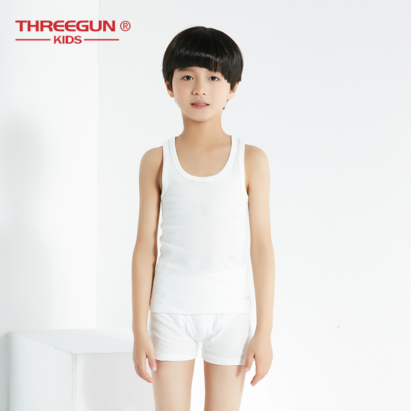 THREEGUN Girls Boys Tank Tops Casual Candy Color Kids Undershirt Modal  Children Girl Boy Summer Underwear Camisoles Tank Top - buy at the price of  $6.60 in aliexpress.com | imall.com