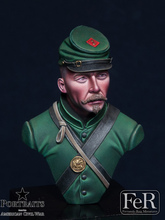 1:16 BUST Resin Figure Model Kit WWI American sharpshooter Unassambled  Unpainted